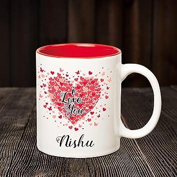 i love you nishu name