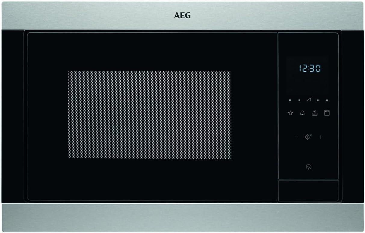HOR.M AEG 23L MSB2547DM C/GRILL INOX **: 206.91: Amazon.es ...