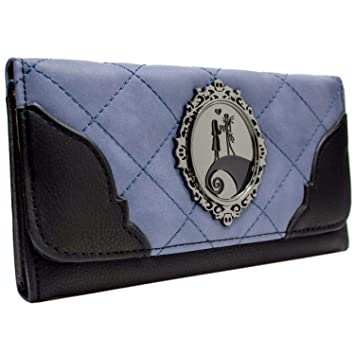 Cartera de Nightmare Before Christmas Jack & Sally tomados ...
