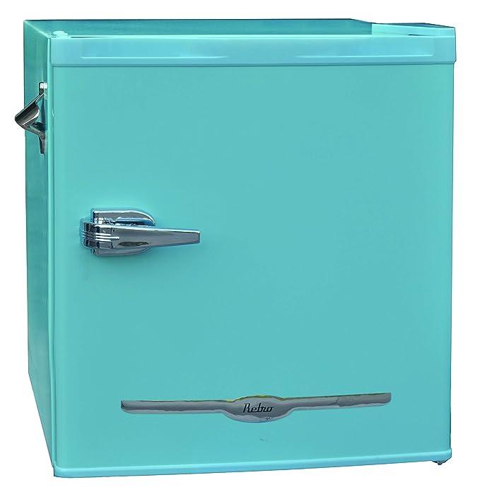 Amazon.com: Frigidaire EFR176, frigorífico compacto retro de ...