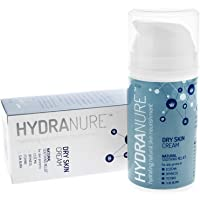 HydraNure Natural Organic Eczema Treatment for Babies 100ml – Cools Soothes Repairs & Protects Baby's Skin, Created by Parents for Baby Eczema & Sensitive Skin, Also Adult Eczema, Psoriasis & Rosacea