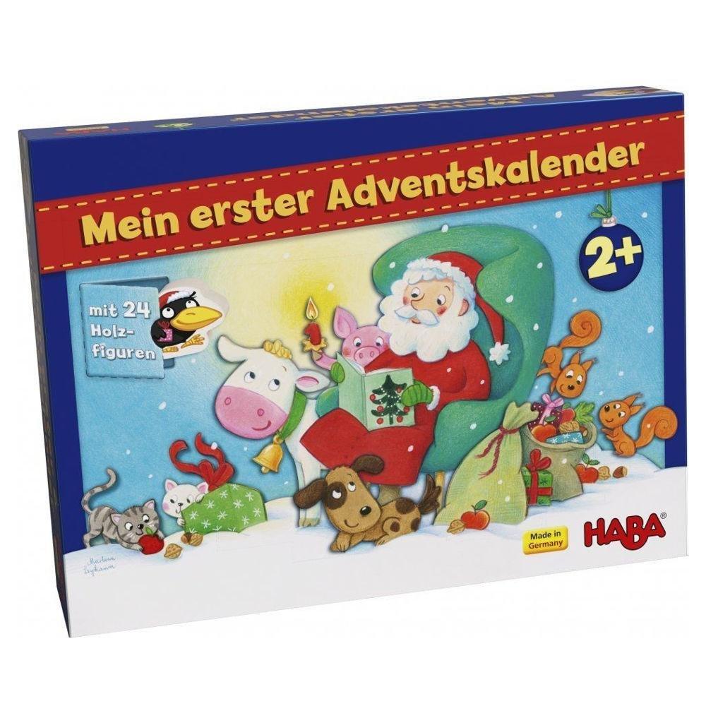 Haba 303156Mi Primer Calendario de Adviento–Navidad en la Granja