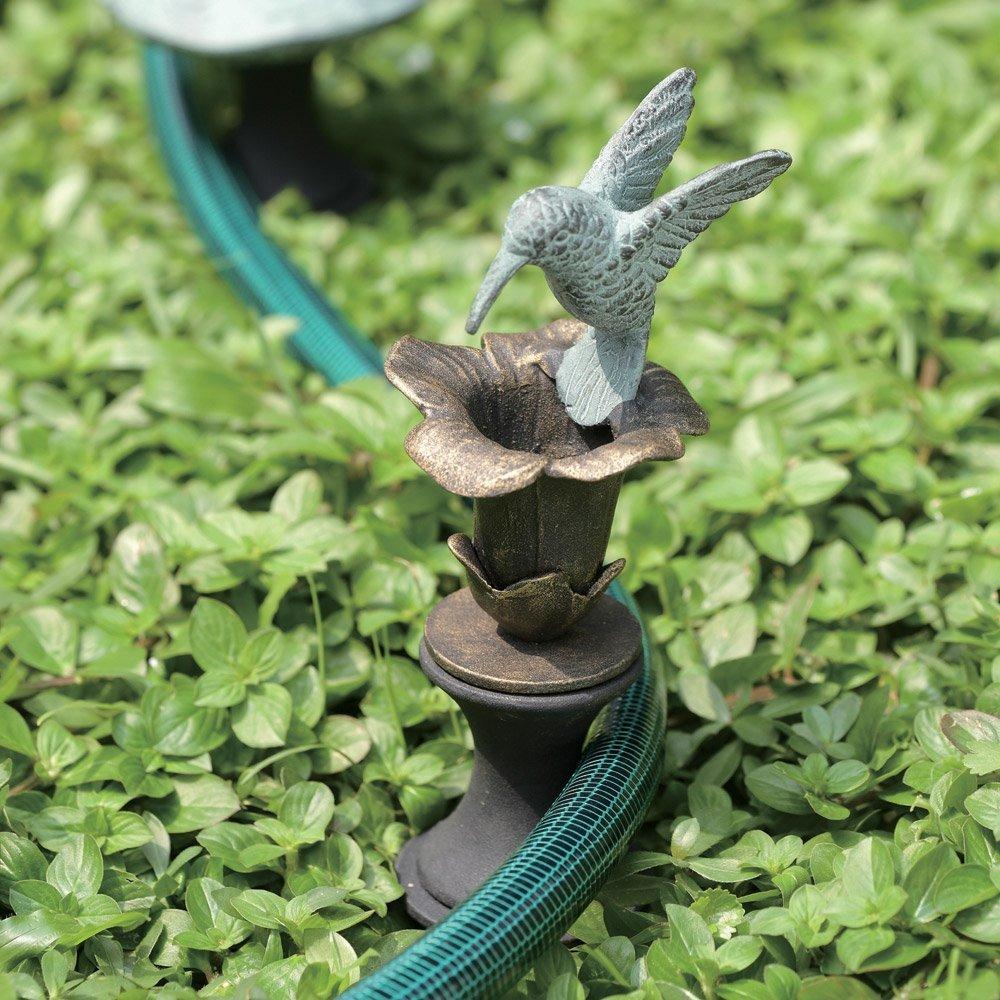 Amazon.com : SPI Home 33148 Hummingbird Hose Guard : Hose Guides ...
