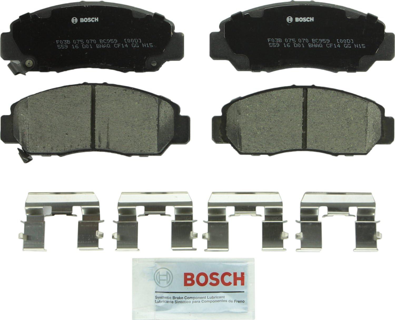 Bosch BC1089 QuietCast Brake Pad Set
