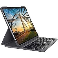 Logitech Slim Folio Pro para iPad Pro de 11 pulgadas, 1a y 2a, A1980, A2013, A1934, A1979, A2228, A2068, A2230, A2231…