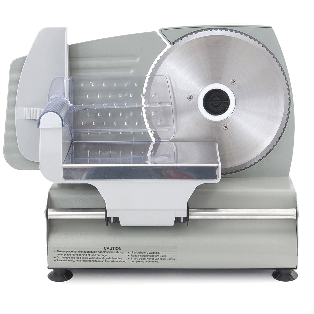 Amazon.com: ARKSEN Premium Electric Meat Slicer 7.5\