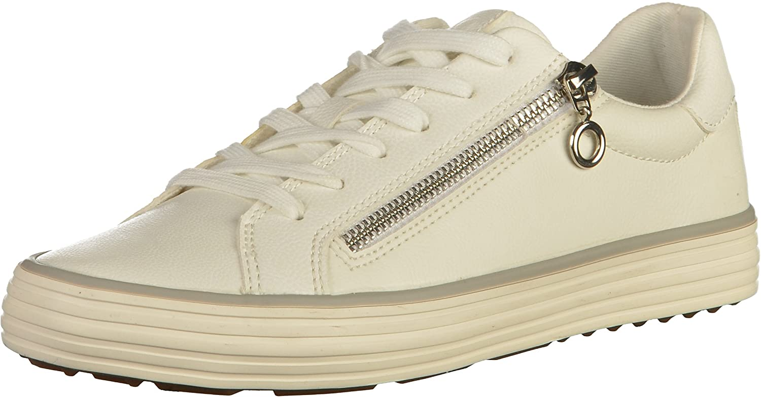 23615, Sneakers Basses Femme, Rose (Rose/Gold), 37 EUs.Oliver