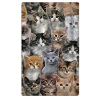 Cat 100% Polyester Adults Beach Towels Unisex Bath Towel