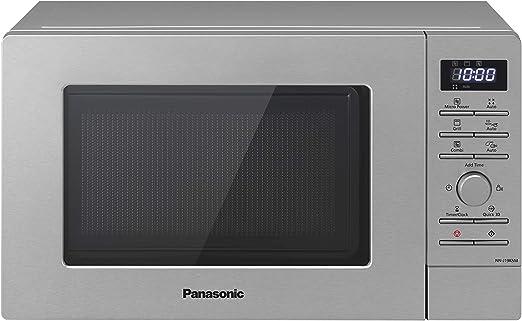 Panasonic NN-J19K - Microondas con Grill (800W, 20L, 5 niveles de ...