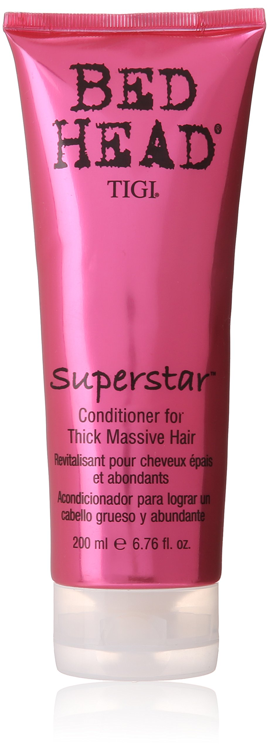 bed head superstar shampoo