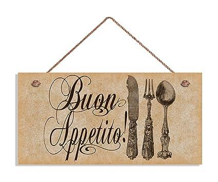 Buon Appetito Sign