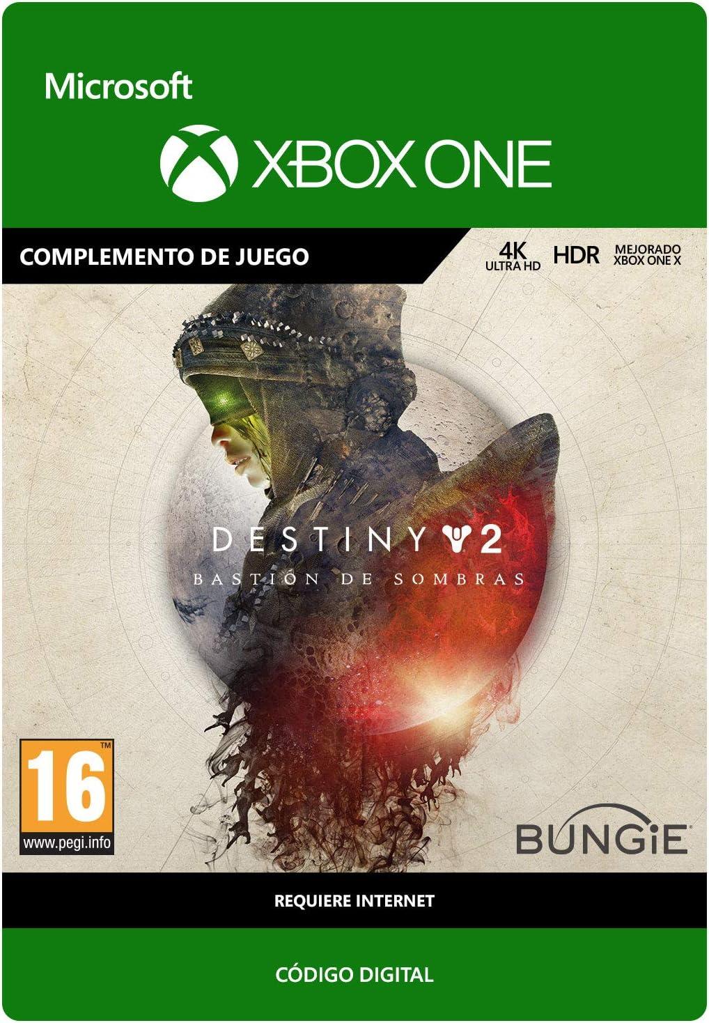 Destiny 2: Shadowkeep | Xbox One - Código de descarga: Amazon.es: Videojuegos