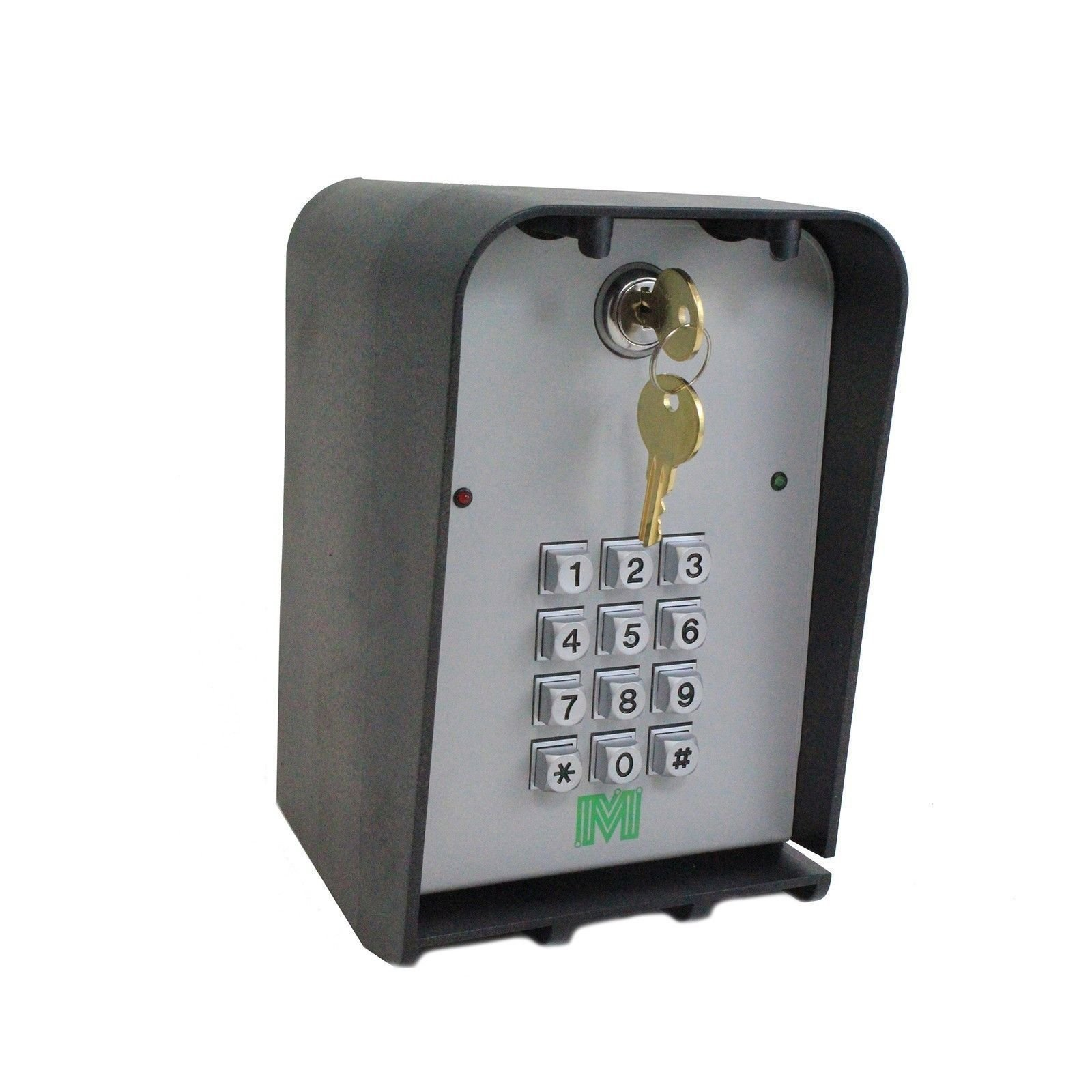 Apollo 951 Millennium Wireless Wire Keypad Nice 433.92 MHZ Garage Gate 1000 Code by Apollo (Image #1)