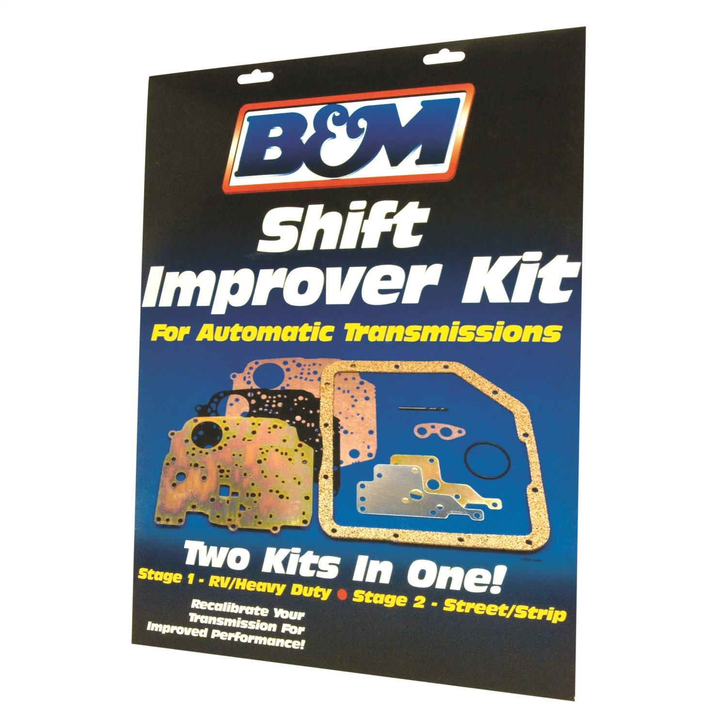 B&M 40262 Shift Improver Kit for Automatic Transmissions by B&M