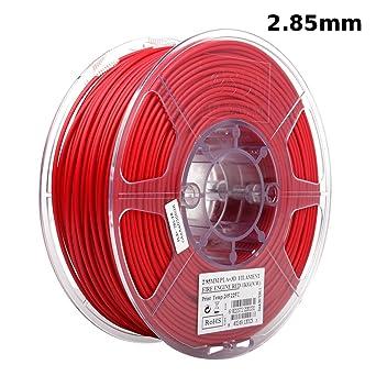 Amazon.com: Esun 3 mm. bomberos rojo Pla Pro (Pla +) ...