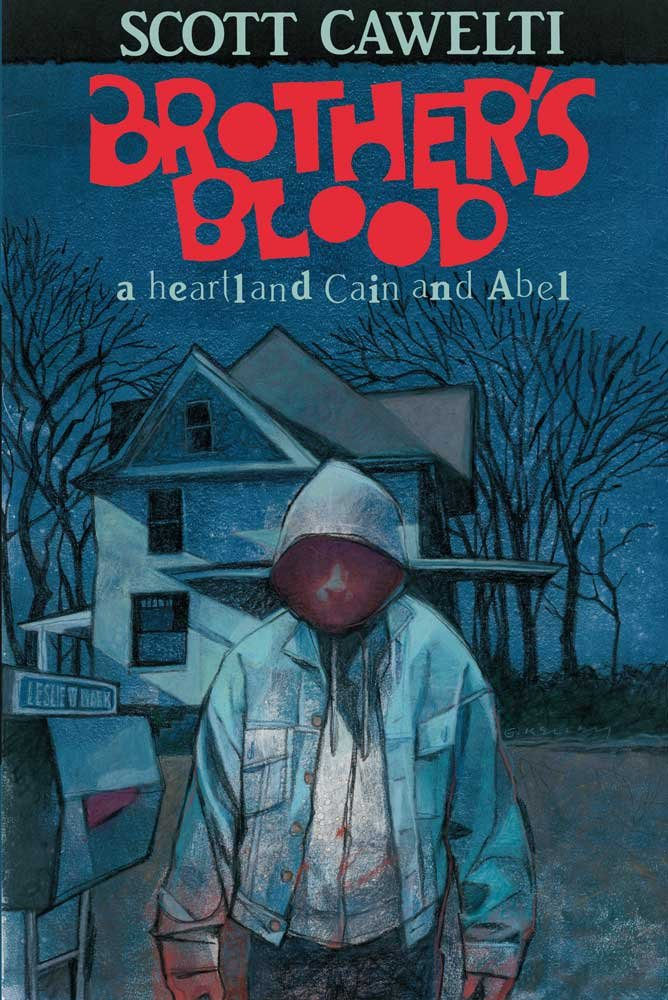 Read Online Brother's Blood: A Heartland Cain and Abel pdf