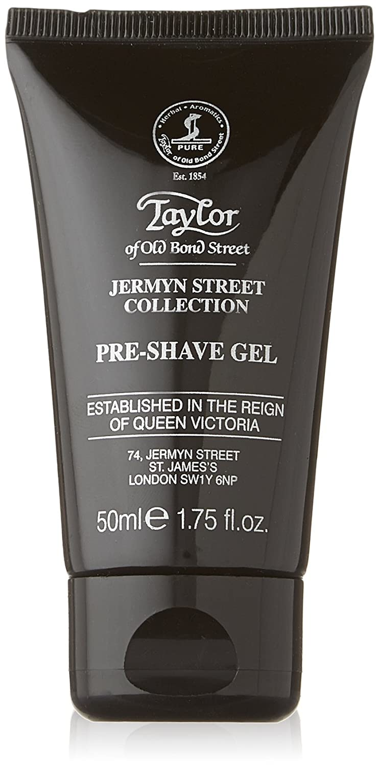 Taylor Of Old Bond Street Jermyn Street Pre-Shave Gel Spicy World of USA Inc 01099