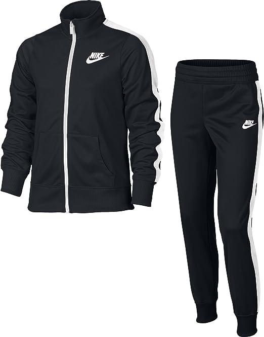 2609a4856e Nike G NSW Tricot TRK Suit-Tuta Sportiva da Ragazza: Amazon.it ...