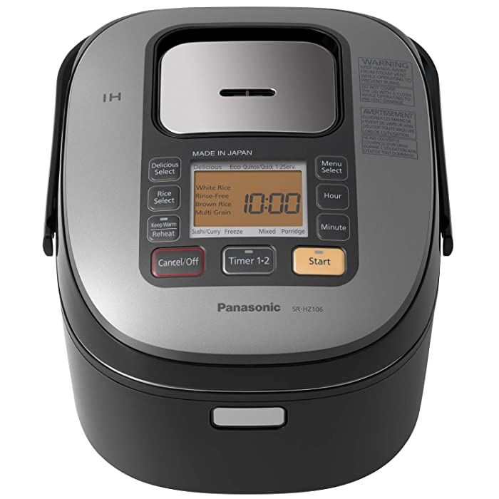 Top 4 Panasonic Automatic Cooker