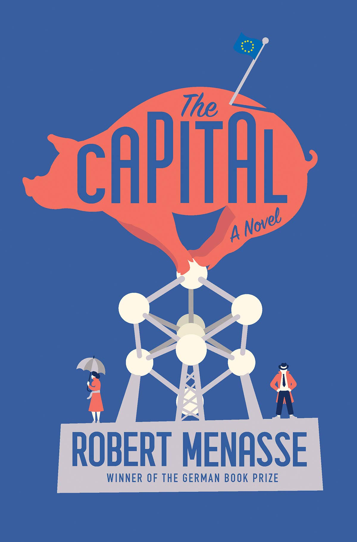 Image result for the capital robert menasse