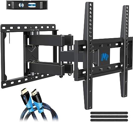 Mounting Dream Tv Mount Full Motion For 26 55 Inch Flat Screen Tvs Full Motion Tv