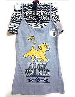 499b09c50234 Primark Ladies Girls Womens Disney Lion King Simba cami Vest & Short Set  Pyjamas Pajamas Pj