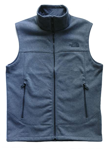 5f7a798b7204 The North Face Men s Canyonwall Vest(Color  Asphalt Grey Heather Ashpalt Grey  Heather