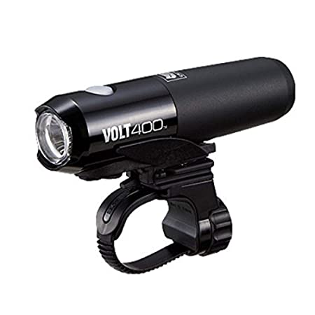CatEye – Volt 400 Rechargeable Bike Light with Helmet Mount