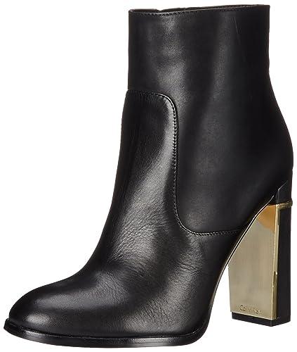 0e226ca4d Amazon.com | Calvin Klein Women's Karlia Boot | Ankle & Bootie