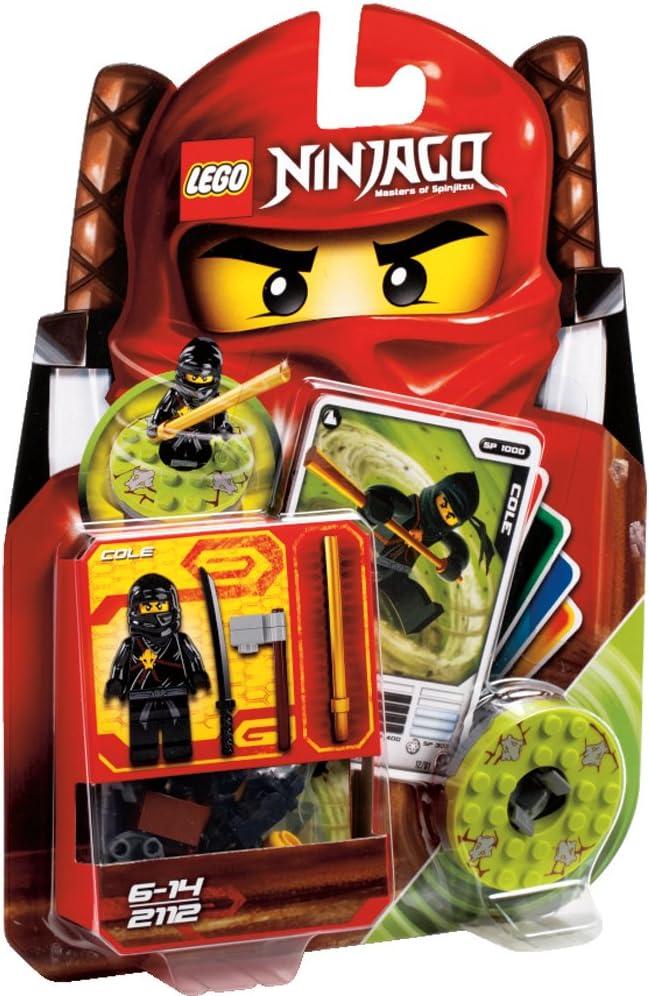 Lego Ninjago-série 4 trading cards 50 différents Base Cartes-Allemand