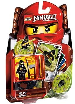 LEGO: Ninjago: Cole