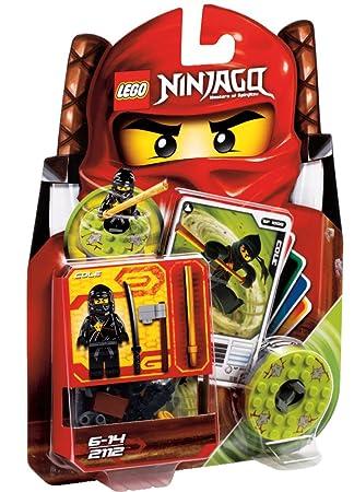 LEGO Ninjago 2112 - Cole: Amazon.es: Juguetes y juegos