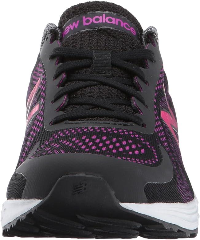 New Balance KJARIBPY Zapatillas De Deporte Bajas Chica Negro/Fucsia 40: Amazon.es: Zapatos y complementos