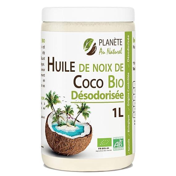 Huile de coco bio ou acheter