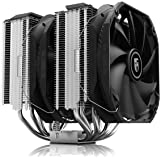 DEEP COOL Assassin III Air CPU Cooler, 7 Heatpipes, Dual 140mm Fans, 54mm RAM, 280W TDP, New Sinter Heatpipe Technology…