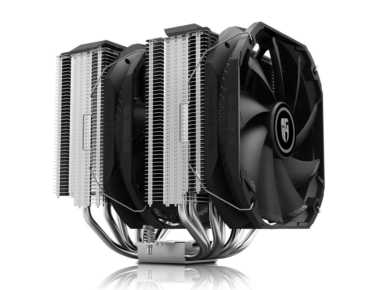 Deep Cool Assassin Iii Air Cpu Cooler, 7 Heatpipes, Dual 140