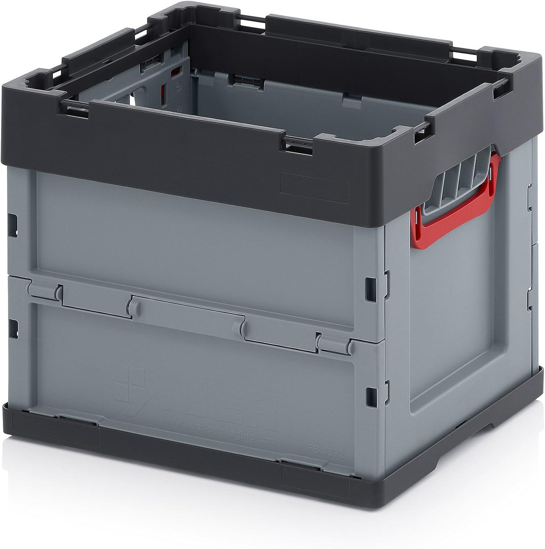 Alta calidad plegable box – Caja 40 x 30 x 32 cm sin tapa Ideal ...