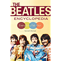 The Beatles Encyclopedia: Everything Fab Four book cover