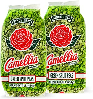 product image for Camellia Brand Dry Green Split Peas, 1 Pound (Pack of 2)