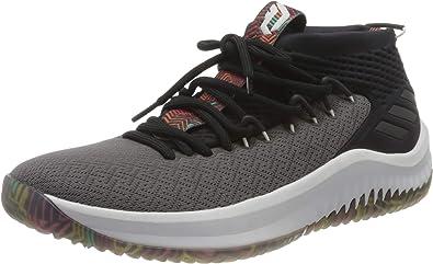 Chaussures de Basketball adidas Dame 4 gris pour homme