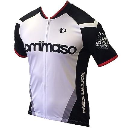 Amazon.com   Tommaso Custom Pearl Izumi Select Full Zip Jersey ... 45f569c23