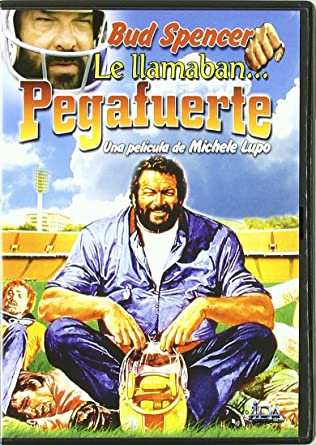 Le llamaban... Pegafuerte [DVD]: Amazon.es: Bud Spencer ...