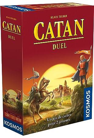 Asmodee Catan Duel, ficatd01, Juego de gráficos: Amazon.es ...