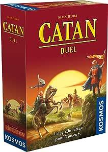 Asmodee Catan Duel, ficatd01, juego de gráficos , color/modelo surtido: Amazon.es: Juguetes y juegos