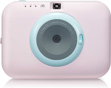 LG Pocket Photo Snap Cámara instantánea: Amazon.es: Electrónica