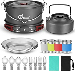 Best Camping Cookware for Open Fire (Best Choices of 2021) 2
