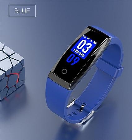 Fitness Tracker,STRIR W8 Pulsera Actividad Pulsera Inteligente Impermeable, Monitor con Pantalla Táctil en