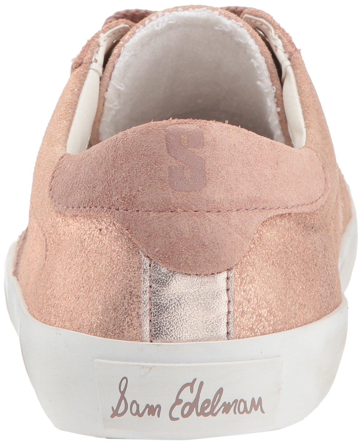 Sam Edelman Women's Baylee Sneaker B072R7MLGQ 8 B(M) US Blush/Dusty Rose