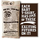 Mysterio Baby Tee by Wrybaby | Predicts Your