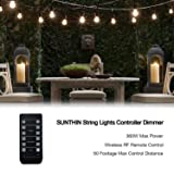 SUNTHIN 360 Watts Outdoor String Lights Dimmer